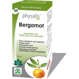 Physalis Bergamot (Citrus bergamia) 10ml