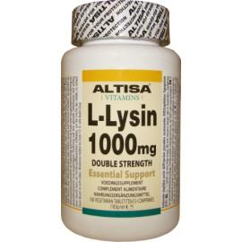 Altisa L-Lysin 1000mg - 100tabs