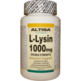 Altisa L-Lysin 1000mg