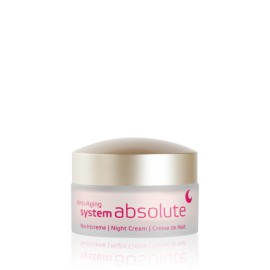 Annemarie Börlind System Absolute Anti-Aging nachtcrème