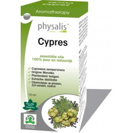 Physalis Cypres (Cupressus sempervirens) 10ml