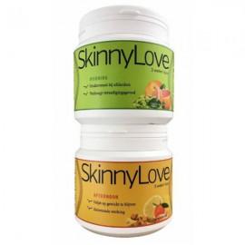 SkinnyLove met gratis Funky Skinny Food boek twv 24.99 euro