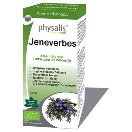 Jeneverbes (Juniperus communis)