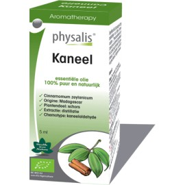 Physalis Kaneel (Cinnamomum zeylanicum) 5ml
