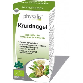 Physalis Kruidnagel (Eugenia caryophyllata) 10ml