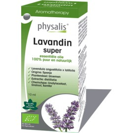 Physalis Lavandin (Lavandula super) 10ml