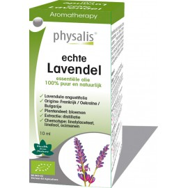 Physalis Lavendel, echte (Lavandula angustifolia) 10ml
