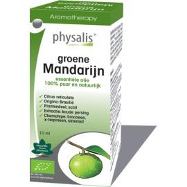 Physalis Groene mandarijn (Citrus reticulata) 10ml