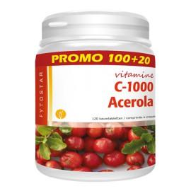Fytostar Acerola C-1000 maxi 100+20tabs