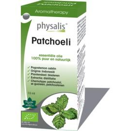 Physalis Patchouli (Pogostemon cablin) 10ml