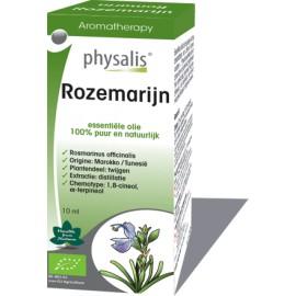 Physalis Rozemarijn (Rosmarinus officinalis 1,8-cineol) 10ml