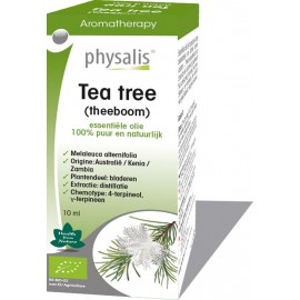 Physalis Tea tree (Melaleuca alternifolia) 10ml