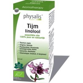 Physalis Tijm, linalool (Thymus zygis linalol) 10ml