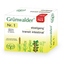 Grünwalder Nr. 1 - 100tabs Economic Pack