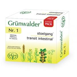 Grünwalder Nr. 1 - 100tabs Economic Pack
