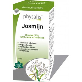 Physalis Jasmijn (Jasminum officinale) 10ml