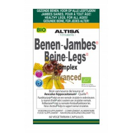 Altisa Benen Jambes Complex Advanced - 60caps