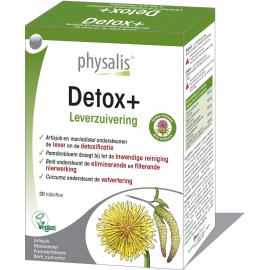 Physalis Detox+ 30 tabs