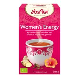 Yogi Women's Energy - 17stuks