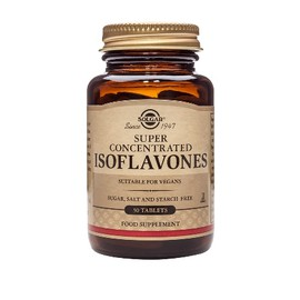 Solgar Super concentrated Isoflavones 60tabs