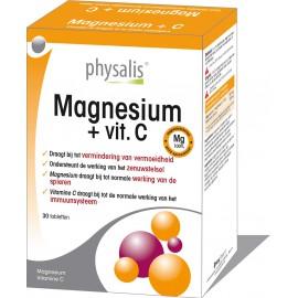 Physalis Magnesium + vit. C 30 tabs