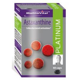 MannaVital Astaxanthine Platinum 60 caps