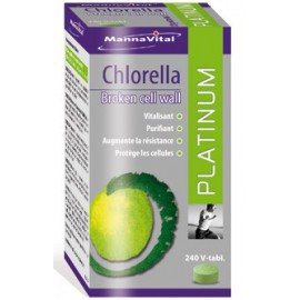 Chlorella Platinum
