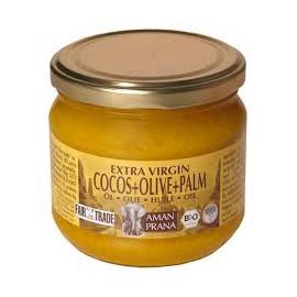 Kokos + olijf + rode palm 325 ml