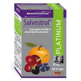 MannaVital Salvestrol Platinum 60 V-caps
