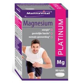 MannaVital Magnesium Platinum 90 tabs