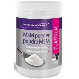 MSM Poeder Platinum