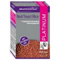 MannaVital Red Yeast Rice Platinum 60 V-caps