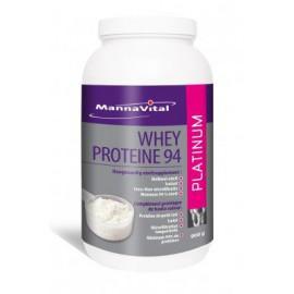 MannaVital Whey-Proteïne 94 Platinum 900gr