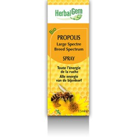 HerbalGem Propolis breed spectrum spray 15ml