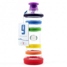 I9 Fles chakra kleuren 650ml
