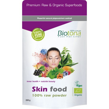 Skin food 100% raw powder200g