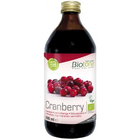 Biotona Cranberry concentraat 500ml