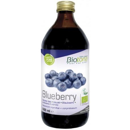 Biotona Blueberry concentraat 500ml