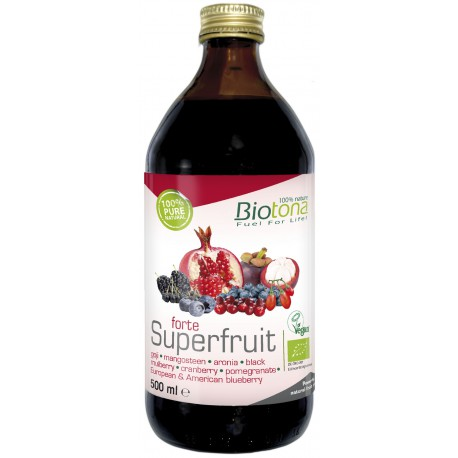 Biotona Superfruit forte concentraat 500ml