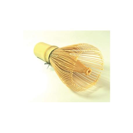 Aiya Bamboo whisk 80 bristles